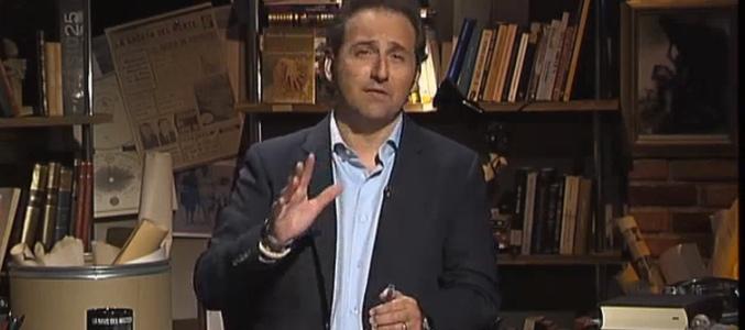 Iker Jiménez: \