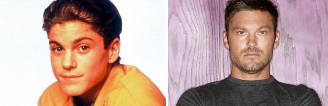 Brian Austin Green, antes y ahora