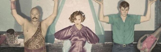 Jessica Lange en 'American Horror Story: Freak Show'