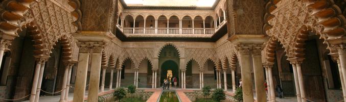 El palacio Alcázar de Sevilla ya hospeda el rodaje de 'Juego de tronos'