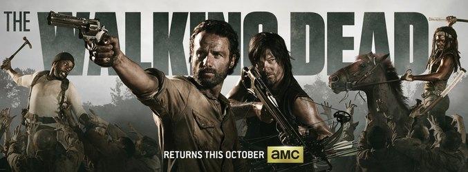 Cartel promocional de la quinta temporada