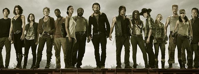 Más de 17 millones de espectadores siguen el estreno de la temporada 5 de 'The Walking Dead' 1_29979ef4d9