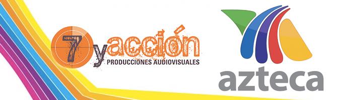 ... un acuerdo con TV Azteca para producir formatos internacionales
