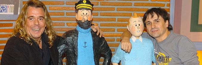 El dúo cómico Cruz y raya