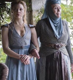 Margaery Tyrell y su abuela en 'Juego de tronos'