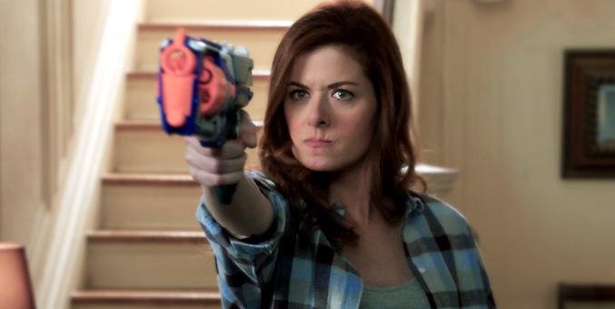 Debra Messing en un instante de la serie 'The Mysteries of Laura'