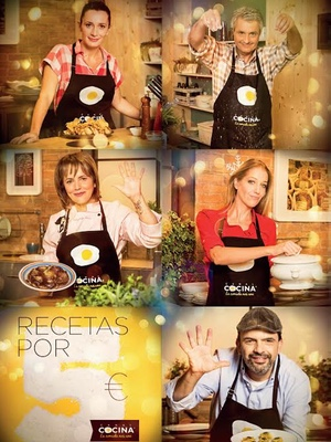 Samantha vallejo n gera alma obreg n y bego a rodrigo for Canal cocina alma obregon