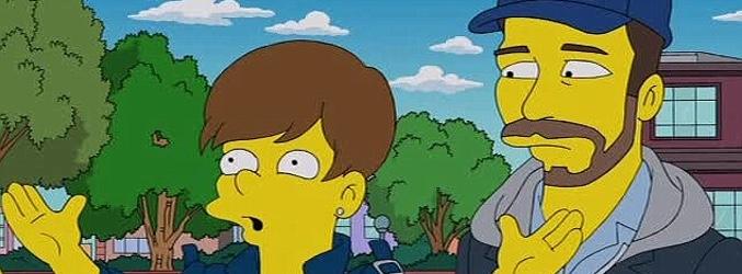 Justin Bieber se cuela en 'Los Simpson'