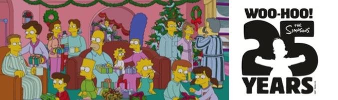 Episodio navideño de 'Los Simpson'