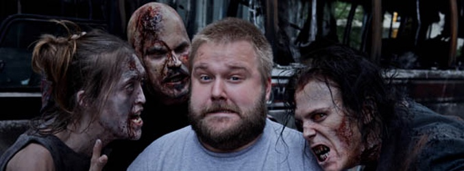 Robert Kirkman, creador del universo 'The Walking Dead'