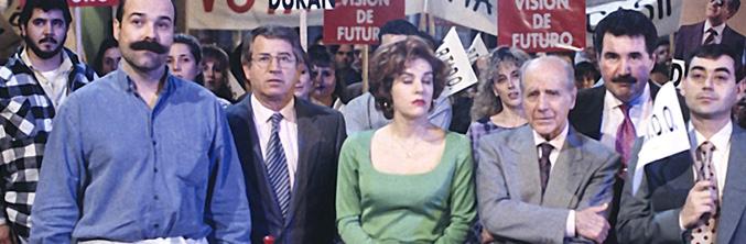 Antena 3 cumple 25 a os recordamos 25 series que han for Los ladrones van a la oficina