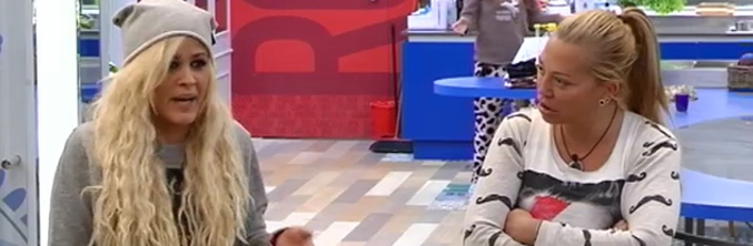 Ylenia y Belén Esteban el 'Gran hermano VIP 3'