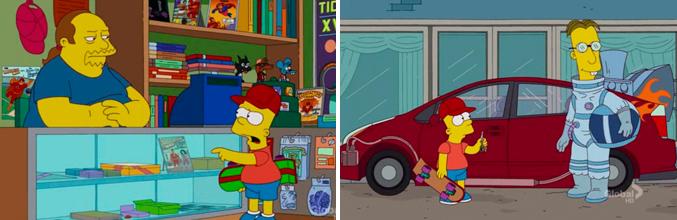 Especial de Halloween de 'Los Simpson'