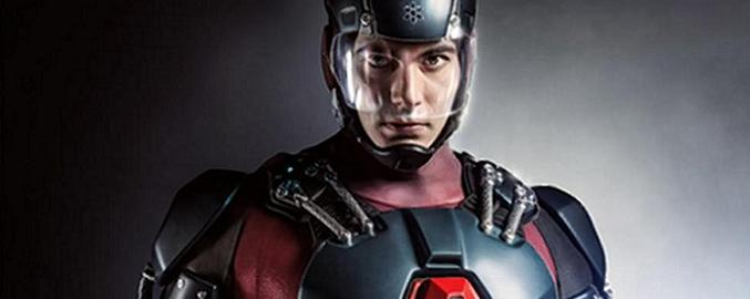 Brandon Routh es Átomo en 'Arrow'