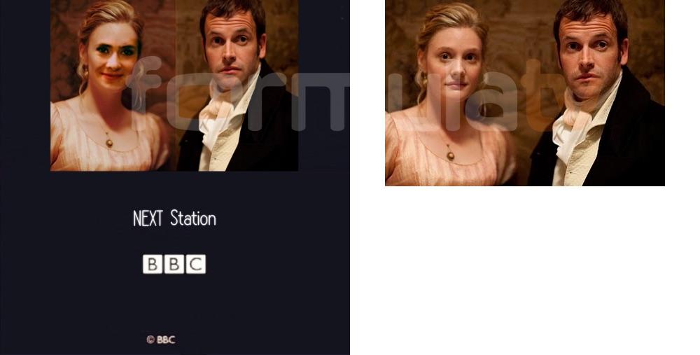 Proyecto ficticio para Anna Allen en BBC
