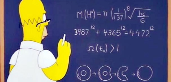 La fórmula de Homer