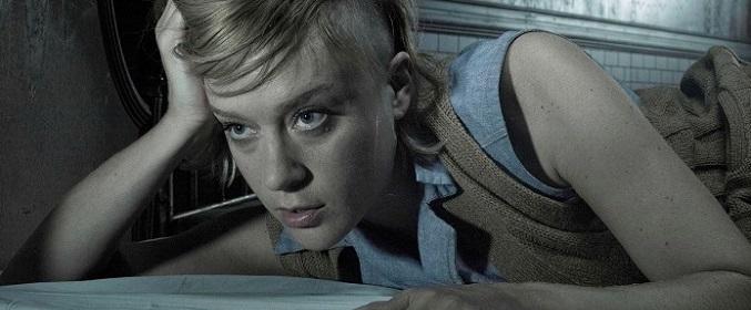 Chloë Sevigny como Shelley en 'American Horror Story: Asylum'