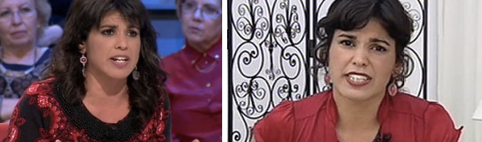 Tve Pide Perdón A Teresa Rodríguez Podemos Por Difundir Una Falsa