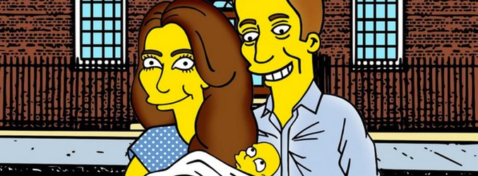 La familia retratada por Palombo