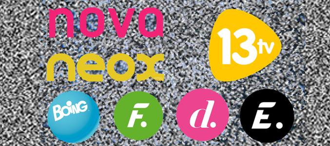 13tv, Neox, Nova, FDF, Divinity, Boing, Paramount Channel y Energy, podrían desaparecer el 23 de junio de la TDT