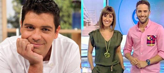 Cocina Con Sergio Tve | Espana Directo Incorpora A Sergio Fernandez El Cocinero De