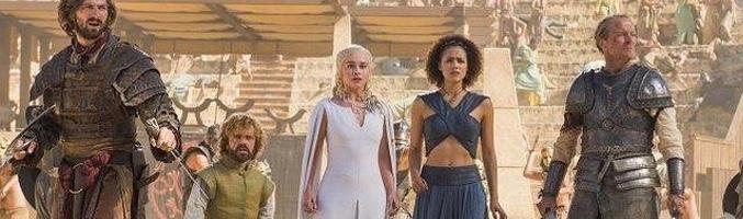 'Juego de tronos' podría rodar su sexta temporada también en Almería