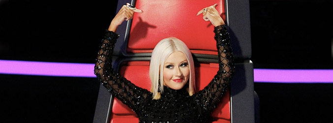 Christina Aguilera volverá a ser coach de 'The Voice' en 2016