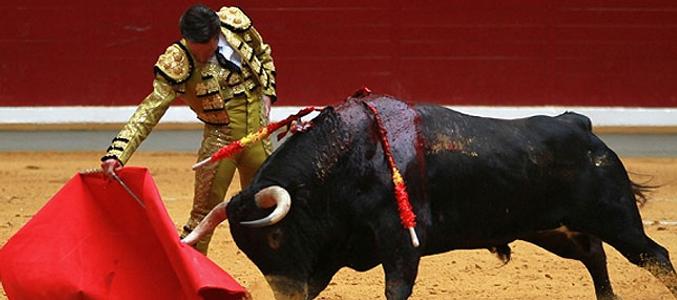 Las corridas de toros, éxito en Portugal