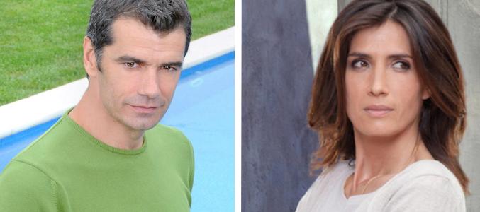 Toni Cantó y Elia Galera forman parte de la cuarta temporada de 'Amar es para siempre'