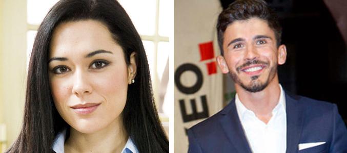 Eva Marciel y Víctor Sevilla estarán en 'Amar es para siempre'