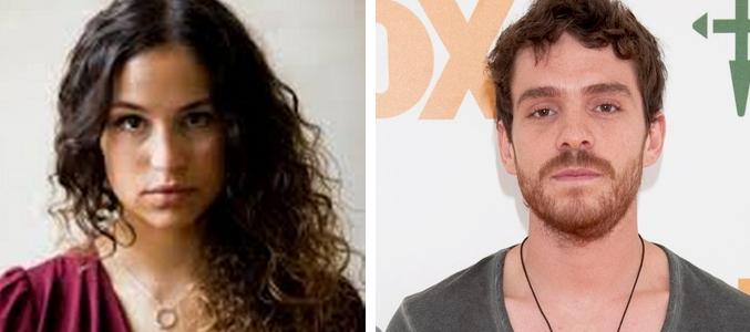 Bárbara Mestanza y Álvaro Monje en la cuarta temporada de 'Amar es para siempre'