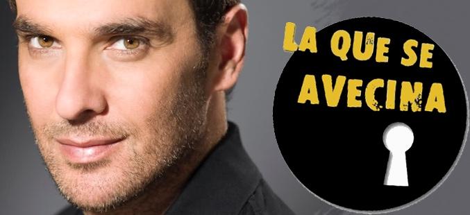 Luis Merlo, en 'La que se avecina'
