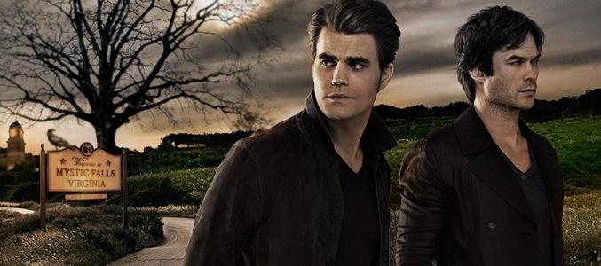 'The Vampire Diaries' estrena floja su séptima temporada