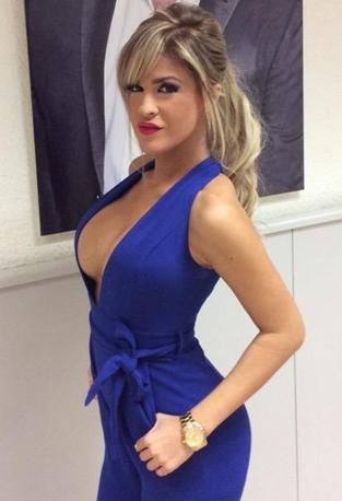 Ylenia Padilla Nude Photos 1