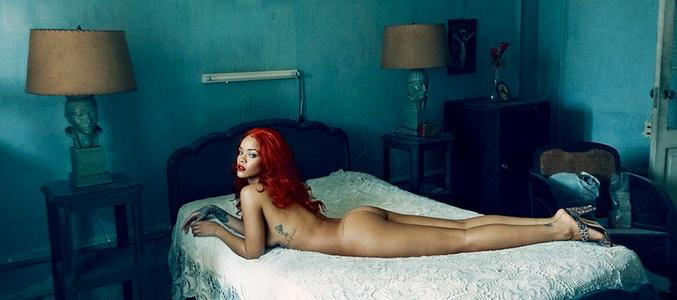 Rihanna Sin ningún tipo de complejo