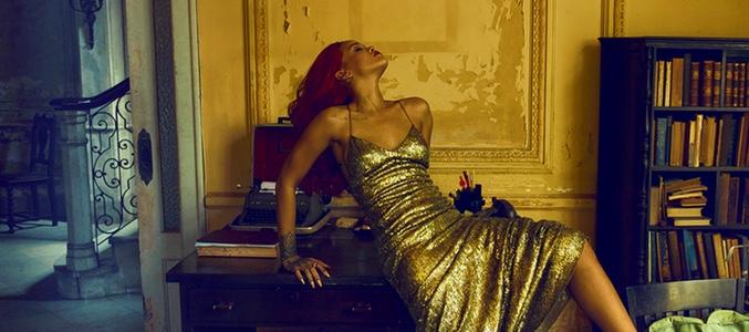 Descanso de Rihanna