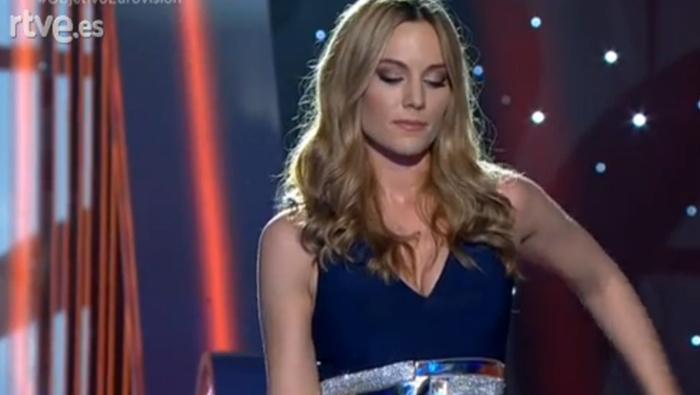Puntuaciones jurado internacional de Objetivo Eurovisión