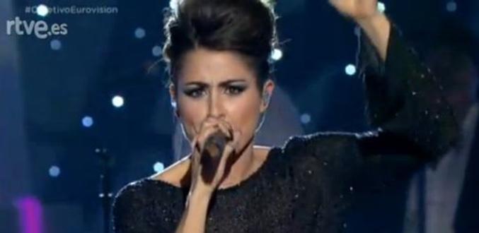 Barei, gana 'Objetivo Eurovisión'
