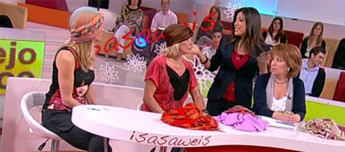 Isasaweis 39 blogueros cocineros 39 me han propuesto for Antena 3 espejo publico programa hoy