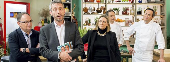 Los hermanos torres presentan el libro de recetas de for Cocina hermanos torres