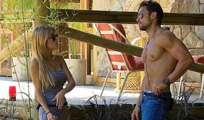 Oriana y Luis en '¿Volverías con tu ex?