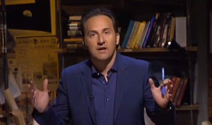 Iker jim nez estalla mucho jeta va diciendo que es for Noticias cuarto milenio