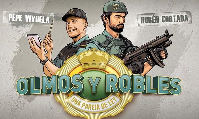 Olmos y Robles 2x03 Disponible