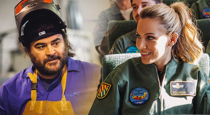 Edurne y el sevilla trabajar n como mec nica de vuelo y operario de una f brica de colchones en - Colchones sevilla ...
