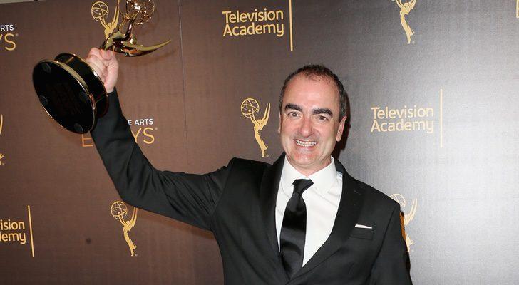 El compositor español Víctor Reyes ganador del premio a Mejor Banda Sonora de miniserie