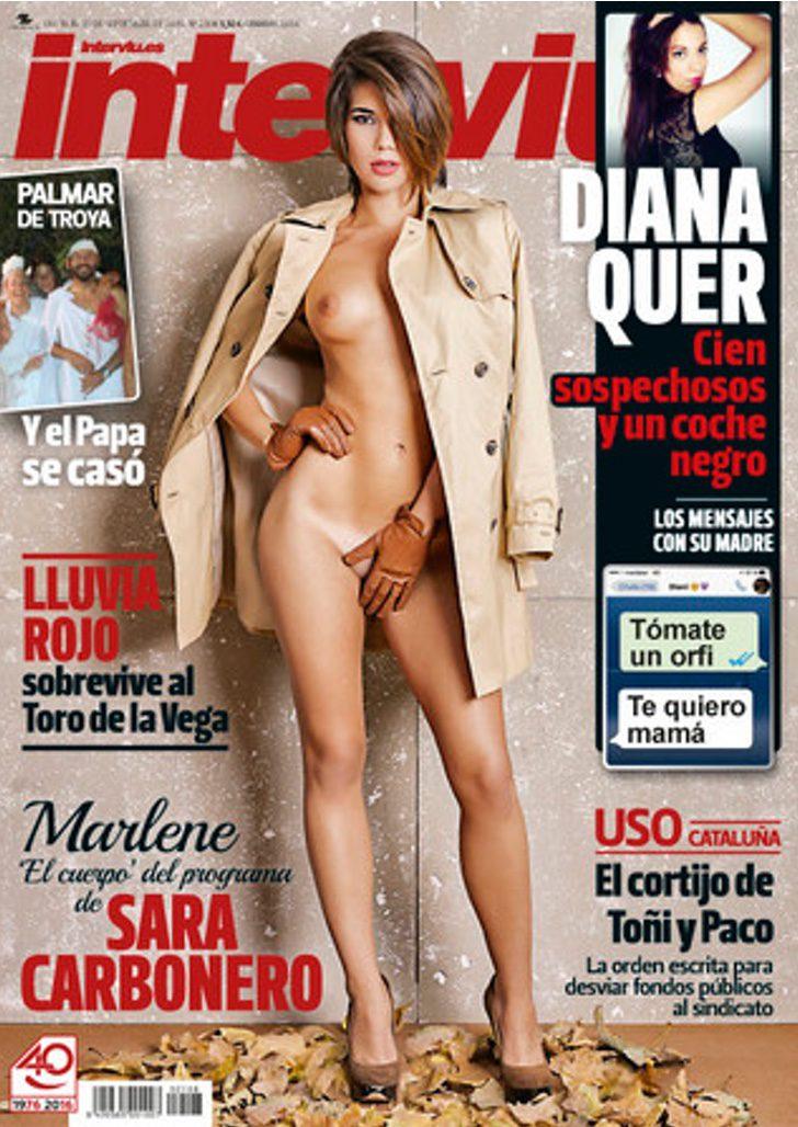 Marlene Redondo Una De Las It Girls De Quiero Ser Desnuda En