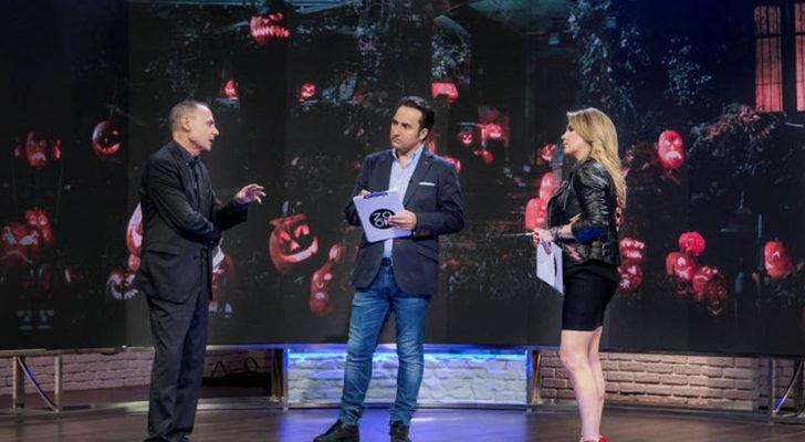 Cuatro presenta halloweek 39 first dates 39 y 39 cuarto for Cuatro tv cuarto milenio