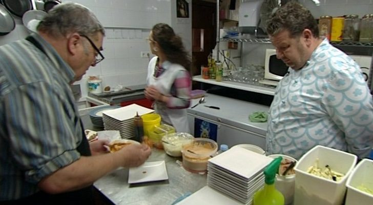 Pesadilla En La Cocina Alberto Chicote Se Adentra En La