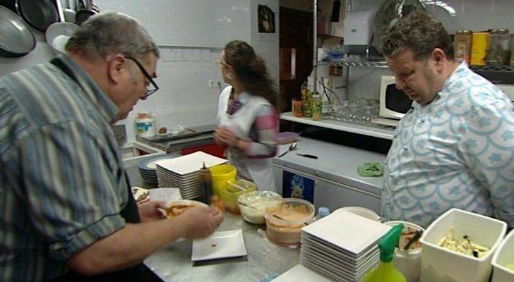 39 pesadilla en la cocina 39 14 1 vuelve a batir r cord de for Pesadilla en la cocina anou