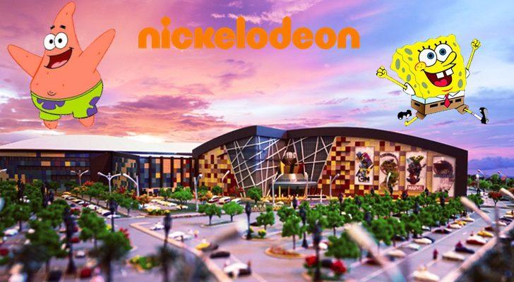 Nickelodeon tendrá su propio parque temático en Dubái